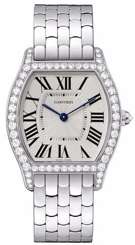Cartier Tortue Ladies Watch wa501013