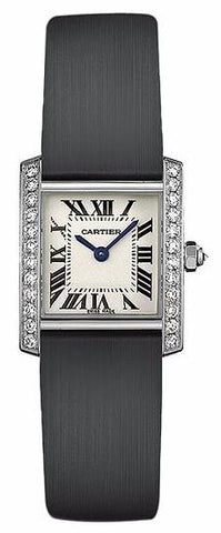 Cartier Tank Francaise Ladies Watch we100231