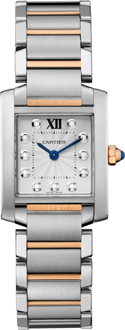 Cartier Tank Francaise Small Ladies Watch we110004