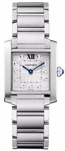 Cartier Tank Francaise Medium Midsize Watch we110007