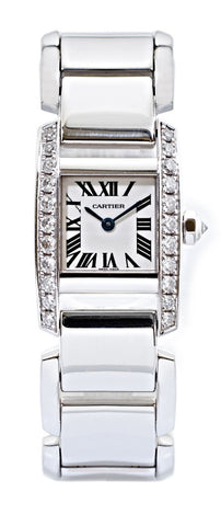 Cartier Tankissime Ladies Watch we70039h