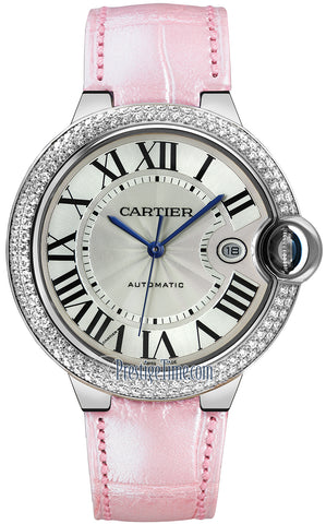 Cartier Ballon Bleu 42mm Mens Watch we900951