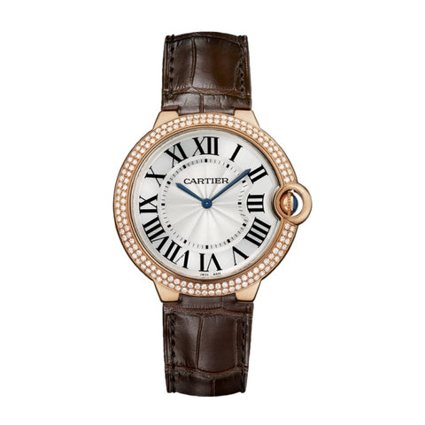Cartier Ballon Bleu 40mm Mens Watch we902055