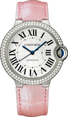 Cartier Ballon Bleu 36mm Ladies Watch WJBB0011