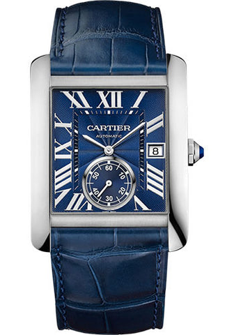 Cartier Tank MC Mens Watch wsta0010