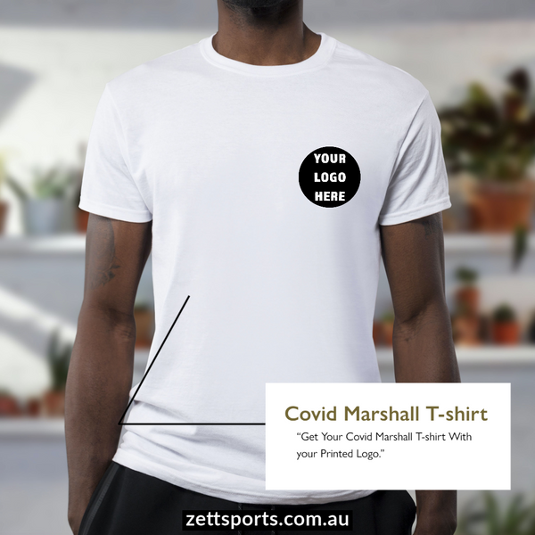 Get your Covid Marshall T-shirt