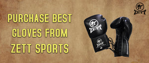 Purchase Best Gloves from Zett Sports