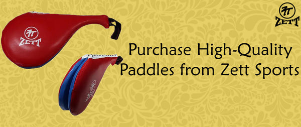 Purchase High-Quality Paddles from Zett Sports