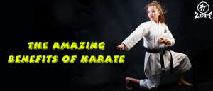 The Amazing Benefits of Karate
