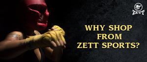 Why Shop from Zett Sports?