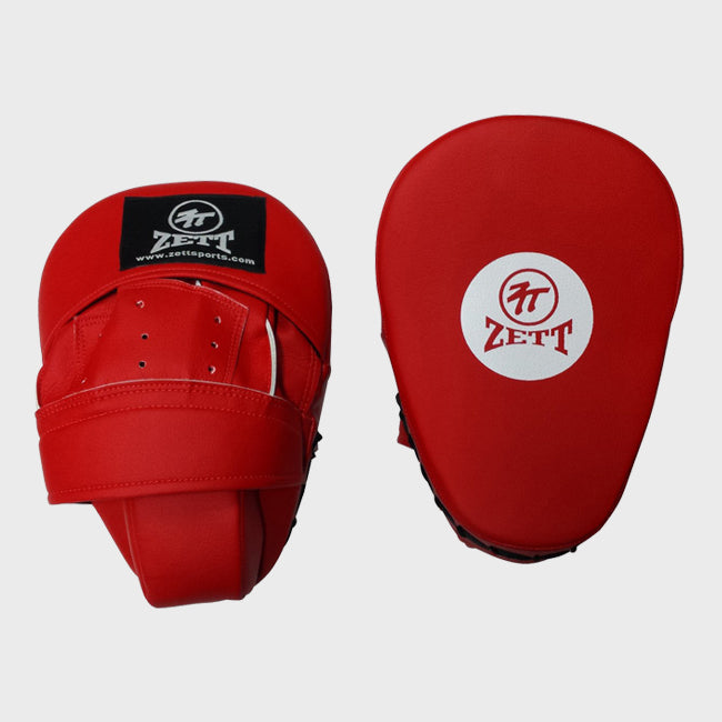 Zett Shock-Resist Focus Pads