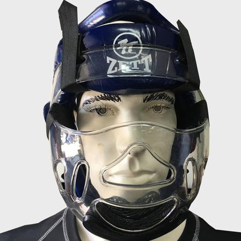 ISKA Head Guards with Removable Cage