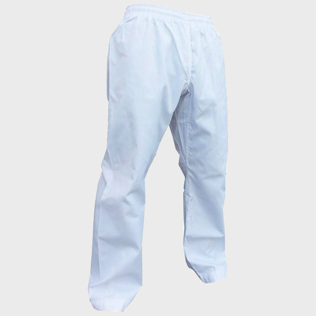 Karate Pants - White