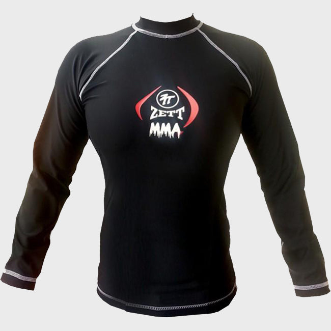Zett Long Sleeve Rash Guard