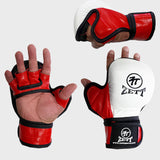 Zett MMA Sparring Gloves (Leather)