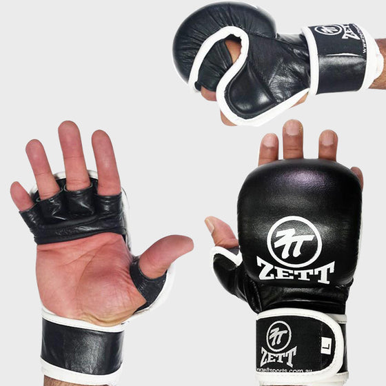 MMA Sparring Gloves (Leather)