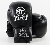 Zett Lace-up Fighter Gloves