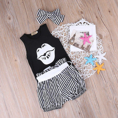 baby girl cute stylish outfit