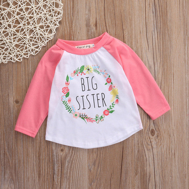 baby girl toddler tshirt