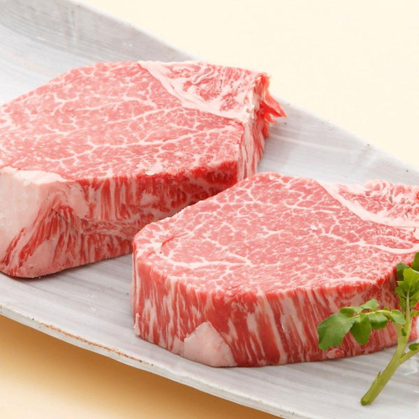 Halal Kobe beef fillet steak
