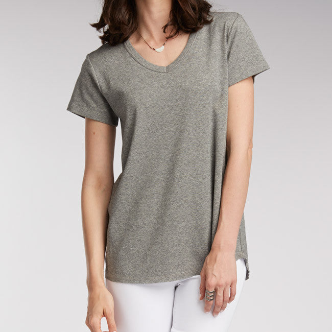 Sustainable Summer It List | Indigenous V Neck Tee for Women