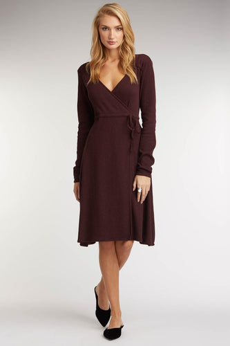 Ruched Tie Dress