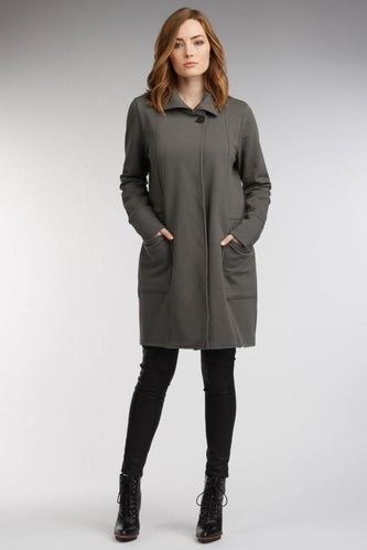 Urban One Button Coat