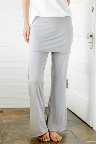 Lightweight Skirted Pant