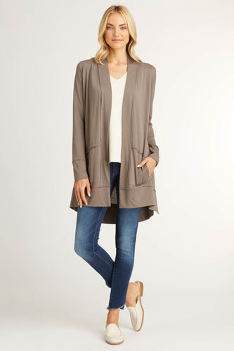 Long Lightweight Cardigan