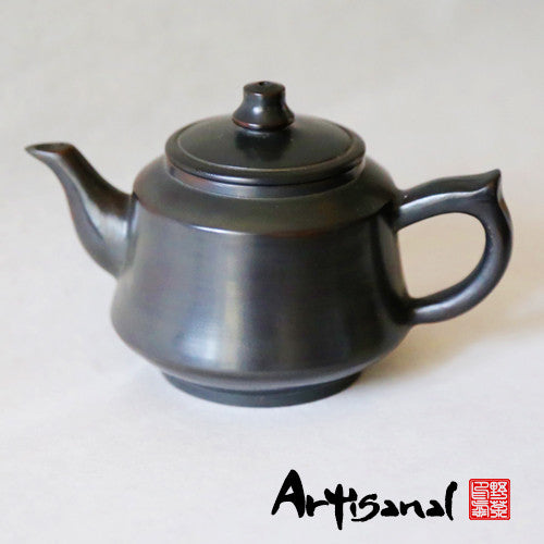 The Tao of the Sovereign - Jian Shui Pottery Teapot