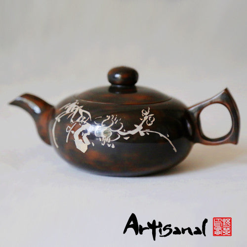 Scent of Tea - Jiang Shui Pottery Teapot