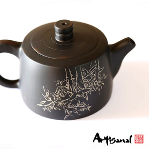 Xishuangbanna Forest Series 7 - Jian Shui Pottery Teapot - Wild Tea Qi Official Website