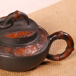 Heaven Eye- Jian Shui Pottery Teapot - Wild Tea Qi Official Website