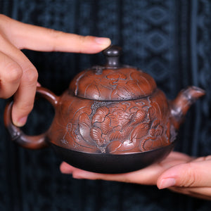 Original Spirit  - Jian Shui Pottery Teapot - Wild Tea Qi Official Website