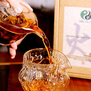 Ancient Artisan Yunnan Black Tea - Wild Tea Qi Official Website