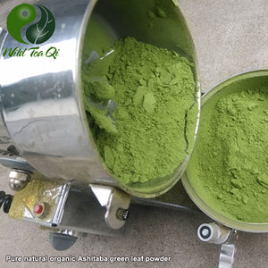 Ashitaba Green Leaf Powder - Wild Tea Qi Official Website