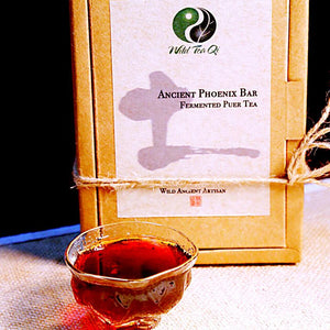 Ancient Tea Tree Puer Tea Set - Wild Tea Qi Official Website