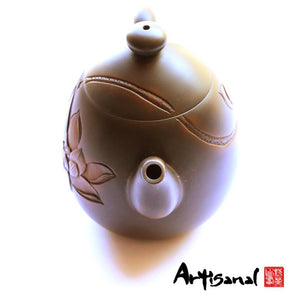 The Natural Course of Events - Jian Shui Pottery Teapot - Wild Tea Qi Official Website