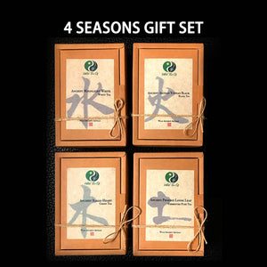 4 Seasons Gift Set - Wild Tea Qi Official Website