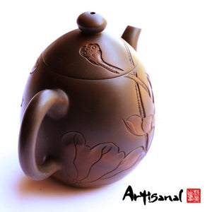 The Natural Course of Events - Jian Shui Pottery Teapot