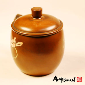 Deep Grace and Generosity - Jian Shui Pottery Teapot