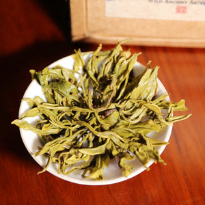 Ancient Artisan Bi Luo Chun Green Tea