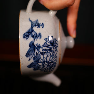 Cold Infusion Aroma - Jian Shui Pottery Teapot