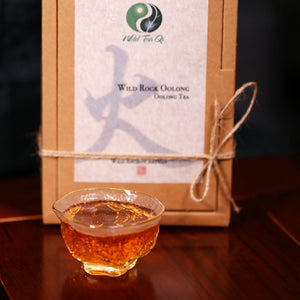 Wild Rock Oolong - Wild Tea Qi Official Website