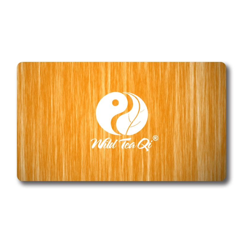 Wild Tea Qi Gift Card - Wild Tea Qi Official Website