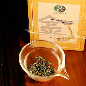 Wild Gynostemma Herbal Tea - Wild Tea Qi Official Website