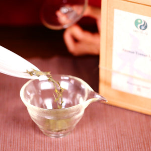 Artisan Yunnan Longjing Green Tea - Wild Tea Qi Official Website