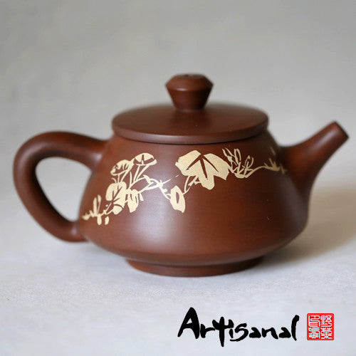 Way of Tao - Jian Shui Pottery Teapot