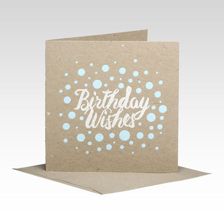 Wishing you a lifetime of Happiness Foil Card