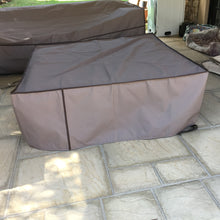 Large couch cover - Ripstop UV Colours, Beige, Taupe, Dove Grey, Charcoal, Olive, Size 2200x950x770